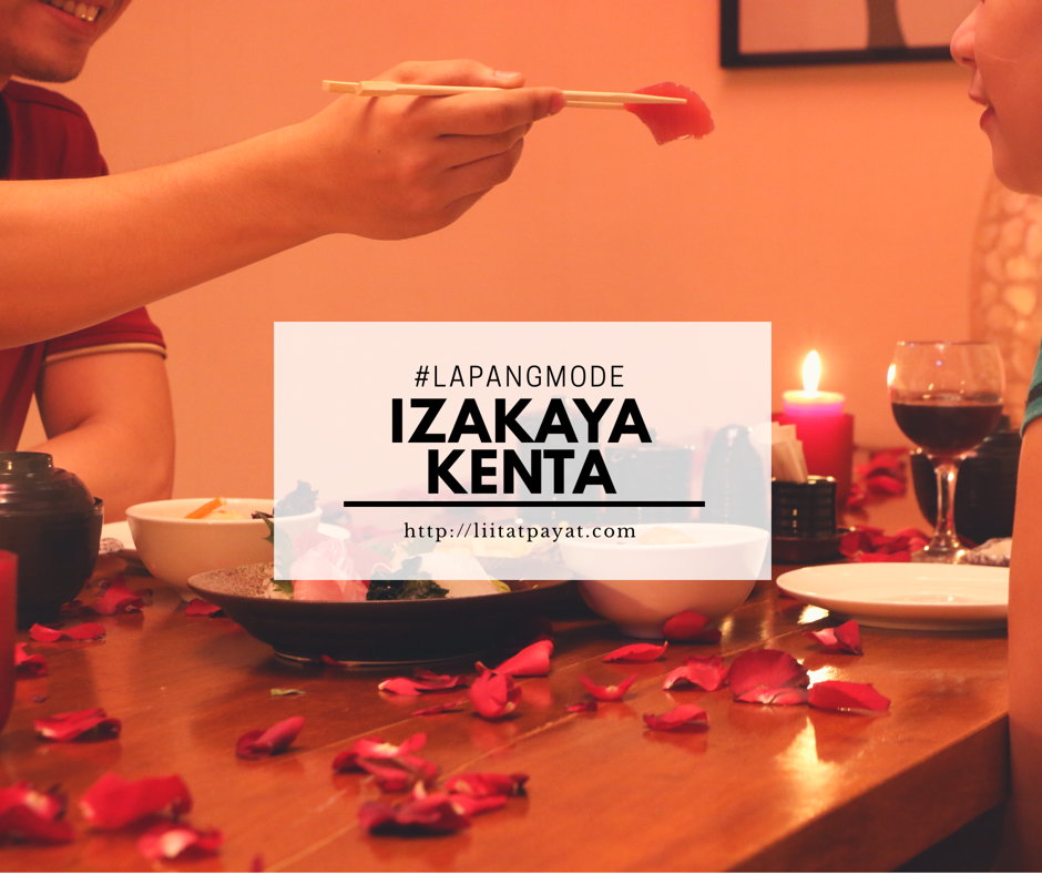 Izakaya Kenta: Recommended Romantic Restaurant for Valentine's Day