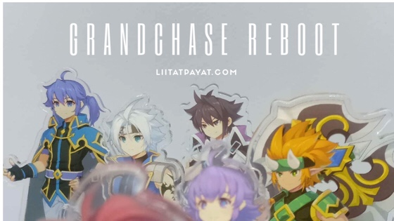 GrandChase is coming back!