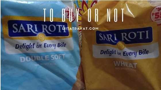 Monde Nissin's Sari Roti: to buy or not? (Product Review)