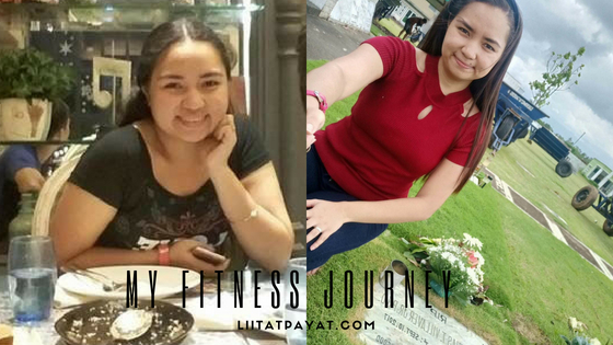 My Fitness Journey: From stress eating to healthy lifestlye