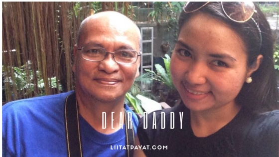 An open letter to Daddy on his first death anniversary