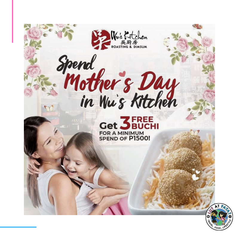 Liit at Payat Mothers Day 2019 Promo Guide
