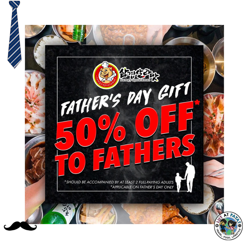 Liit at Payat Fathers Day 2019 Promo Guide